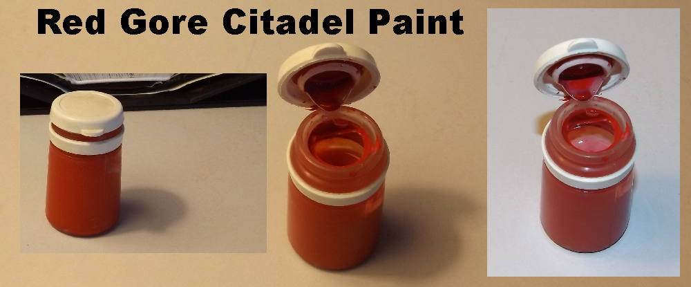 Red Gore Citadel Paint